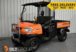 Kubota RTV900XT Diesel 4WD/2WD NEW All Terrain Tyres RTV For Sale