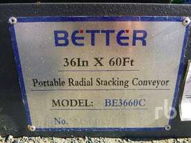 BETTER BE3660C Conveyor - picture4' - Click to enlarge