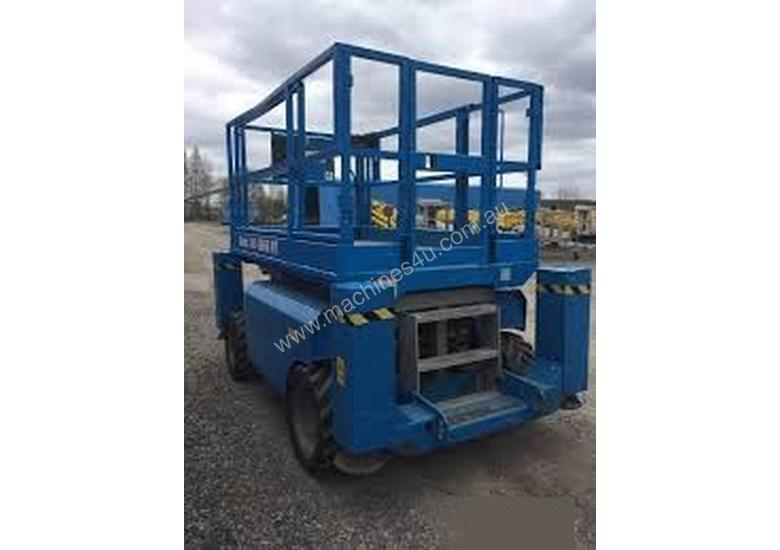 Genie GS2668RT - 4 Wheel Drive Scissor Lift
