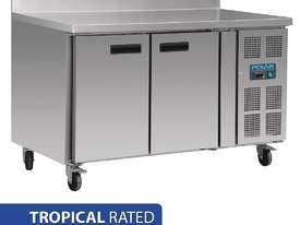 Polar DL914-A -  282Ltr Fridge with Upstand - picture0' - Click to enlarge