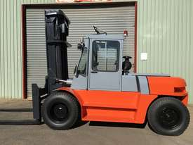Used Forklift Diesel 10 ton - 40 hours only - picture1' - Click to enlarge