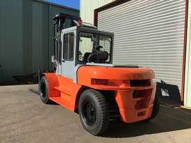 Used Forklift Diesel 10 ton - 40 hours only - picture2' - Click to enlarge