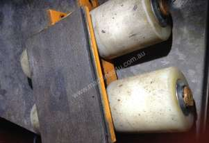 Pacific Hoists Machinery Skate Rollers