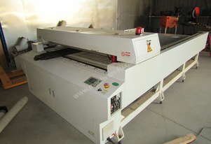 Metal and Non Metal laser cutter 130 watts