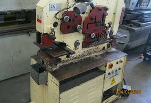 Marksman 50 Ton Punch And Shear