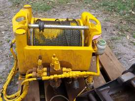 WINCH HYDRAULIC  - picture2' - Click to enlarge