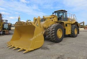 2013 CATERPILLAR 988H WHEEL LOADER