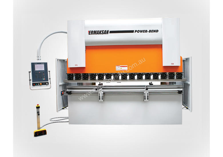 Ermak CNC Press Brake model Power Bend 3100 x 120 ton