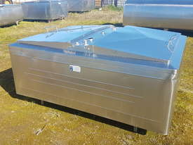STAINLESS STEEL TANK, MILK VAT 1200 LT - picture0' - Click to enlarge