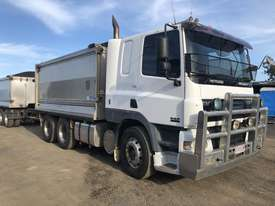 1 only 2007 Daf CF85 Tipper and 1 only 2007 Tefco Quad Dog Tipper - picture2' - Click to enlarge