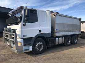 1 only 2007 Daf CF85 Tipper and 1 only 2007 Tefco Quad Dog Tipper - picture5' - Click to enlarge