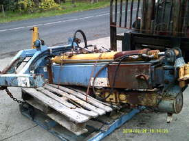 hydrailc 3 stage post driver , hydraulic hammer , 3PL - picture0' - Click to enlarge