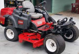 Toro Groundmaster 360 quad steer