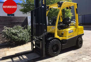 Refurbished 3T Counterbalance Forklift - LPG