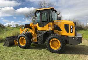 DEMO MODEL HC800B Wheeled Loader - 8T