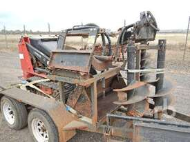 TORO TRAXMASTER Multi Terrain Loader - picture3' - Click to enlarge
