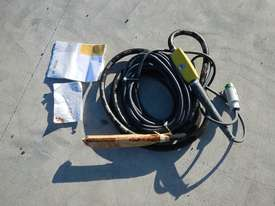 IREN30 High Frequency Electric Concrete Internal Vibrator - picture0' - Click to enlarge