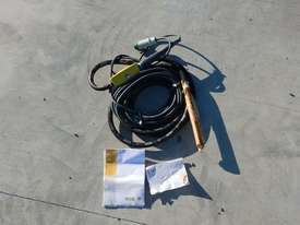 IREN30 High Frequency Electric Concrete Internal Vibrator - picture1' - Click to enlarge