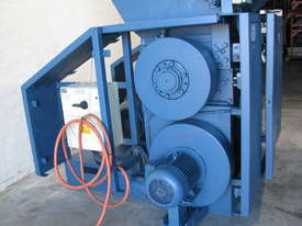 Industrial Heavy Duty Plastic Granulator with Blower 37kW - picture3' - Click to enlarge