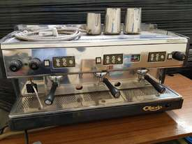 ASTORIA AUTOMATIC 3 GROUP ESPRESSO COFFEE MACHINE, Made in Italy, Commercial, Stainless Steel - picture2' - Click to enlarge