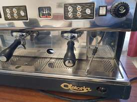 ASTORIA AUTOMATIC 3 GROUP ESPRESSO COFFEE MACHINE, Made in Italy, Commercial, Stainless Steel - picture1' - Click to enlarge