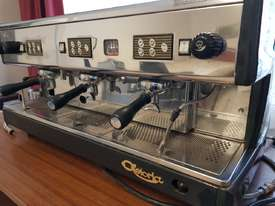 ASTORIA AUTOMATIC 3 GROUP ESPRESSO COFFEE MACHINE, Made in Italy, Commercial, Stainless Steel - picture5' - Click to enlarge