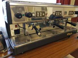ASTORIA AUTOMATIC 3 GROUP ESPRESSO COFFEE MACHINE, Made in Italy, Commercial, Stainless Steel - picture7' - Click to enlarge