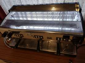 ASTORIA AUTOMATIC 3 GROUP ESPRESSO COFFEE MACHINE, Made in Italy, Commercial, Stainless Steel - picture8' - Click to enlarge