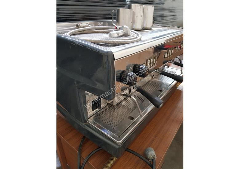 WMF PRESTO / ASTORIA AUTO 3 GROUP ESPRESSO COFFEE MACHINE * SOLD * from $ 990 Incl GST