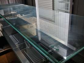 F.E.D. GNS1300E Three Door Salad Marble Prep Top - picture9' - Click to enlarge