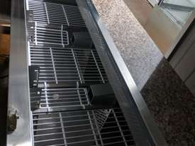 F.E.D. GNS1300E Three Door Salad Marble Prep Top - picture12' - Click to enlarge