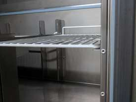 F.E.D. GNS1300E Three Door Salad Marble Prep Top - picture15' - Click to enlarge
