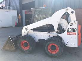 Bobcat A300 All Wheel Steer Loader - picture1' - Click to enlarge