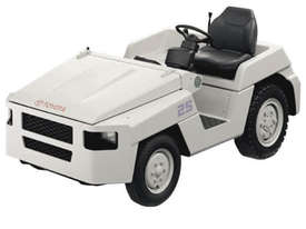 Toyota TD25 Towing Tractor - picture9' - Click to enlarge