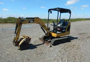 Caterpillar 2009 CAT 301.8C Excavator