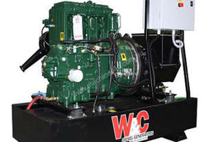 18kVA, Single Phase, Lister Petter Diesel Standby Generator