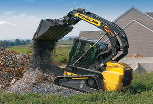 New Holland C232 Compact Track Loader
