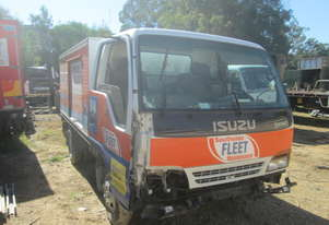 1995 Isuzu NPR66 - Wrecking - Stock ID 1542