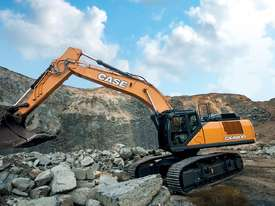 CASE CX490D (RETRACTABLE SIDEFRAME UNDERCARRIAGE) CRAWLER EXCAVATORS - picture0' - Click to enlarge