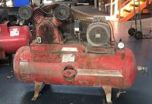 Mcmillan MCS37 Piston Compressor 7.5Hp