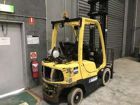 Hyster H2.5FT LPG / Petrol Counterbalance Forklift - picture2' - Click to enlarge