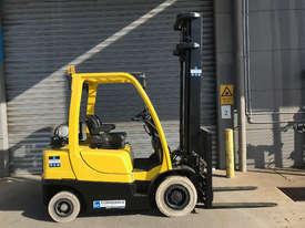 Hyster H2.5FT LPG / Petrol Counterbalance Forklift - picture0' - Click to enlarge