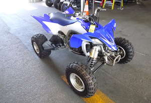 2013 Yamaha YFZ450R 2x4 Off Road Quad Bike