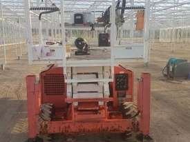 Scissor lift  All terrain snorkel scissor lift  - picture1' - Click to enlarge