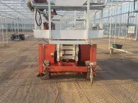 Scissor lift  All terrain snorkel scissor lift  - picture3' - Click to enlarge