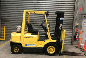 Hyster H2.5XM LPG / Petrol Counterbalance Forklift