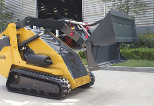 Mini Skid Steer Loader - TASKMASTER DIRT PRO 50hp Perkins Diesel Engine