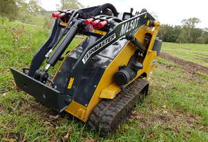 PRICE REDUCTION - Mini Skid Steer Loader. ML50T Tracked. 50hp Kubota Diesel Engine.