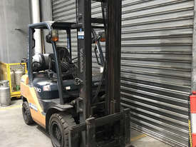 Toyota 32-8FG30 LPG / Petrol Counterbalance Forklift - picture0' - Click to enlarge