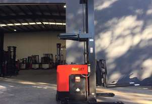 Raymond EASI DR30TT-A High Double Reach Electric Truck, Great Condition and Value